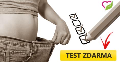 Test potreby chudnutia