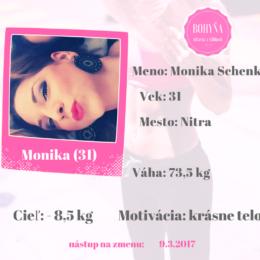 Bohyňa Monika