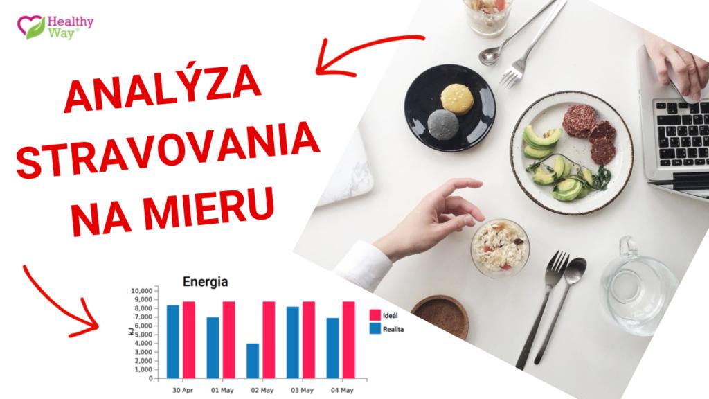 analyza stravovania